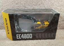 New Motorart 1:50 Scale Diecast Volvo EC480D Crawler Hydraulic Excavator