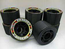 8 Sure-Grip Usa Carrera Speed/Jam Wheels 96A Black New Open