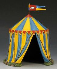 KING & COUNTRY MEDIEVAL KNIGHTS & SARACENS MK074 CRUSADER TENT #2 MIB