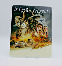 JEEPERS CREEPER'S - Bluray Steelbook Magnet Cover (NOT LENTICULAR)