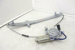 1993-1998 Nissan Quest Front Left Door Power Window Motor Regulator 80731-0B012