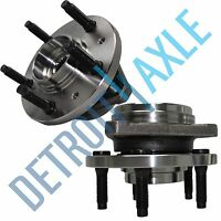 (2) Front Wheel Bearing & Hub for 1999 2000 2001 2002 2003 Ford Windstar