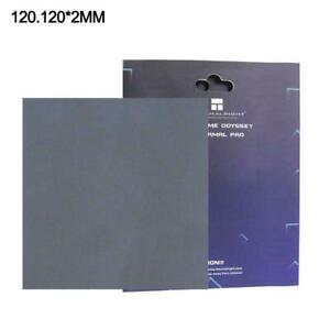 For Thermalright ODYSSEY Heat Dissipation Silicone Graphics Pad Pad w/mk KJ