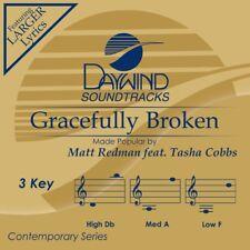 Matt Redman & Tasha Cobbs -Gracefully Broke-Accompaniment/Performance Track -New