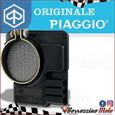 SCATOLA FILTRO ARIA CARBURATORE COMPLETA ORIGINALE PIAGGIO SI FL2 MIX