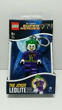 LEGO THE JOKER LIGHT UP KEY RING FIGURE