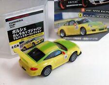 Carrera Cup Porsche #21 Takumi Pull Back Penny Racer Collectible 1/72 Wonda