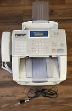 Brother Intellifax 4750e All In One Laser Printer Copier Scanner Fax With Toner