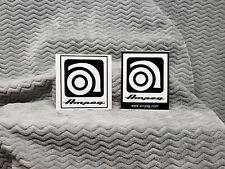 Ampeg Amplifiers 2 Sticker Set