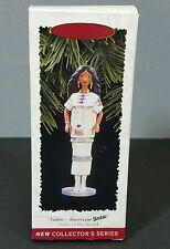 Hallmark Keepsake Native American Barbie Ornament Dolls of the World 1996