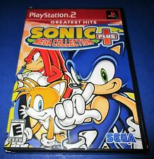 Sonic Mega Collection Plus Sony PlayStation 2 - PS2 - Factory Sealed! Free Ship!