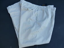 NEW men's RALPH LAUREN POLO chino pants 48 B x 34