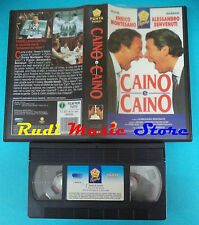 VHS film CAINO E CAINO 1993 Montesano Alessandro Benvenuti PENTA (F57) no dvd