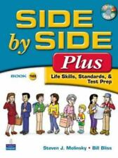 Side by Side Plus Student Book 1B: Life Skills, Standards & Test Prep