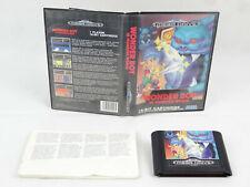 Wonder Boy In Monster World Sega Mega Drive PAL