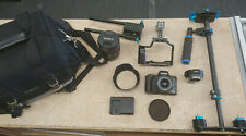 Canon EOS M50 24.1MP Mirrorless Digital Camera with Extras
