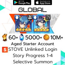 [Global] Dizzy Seaside Bellona Epic Seven Epic 7 Aged Limited Starter Account