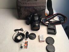 Canon EOS Rebel T3i Digital SLR Camera w/ 18-55mm IS II Lens +extras