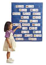 Learning Resources Standard Pocket Chart - NEW
