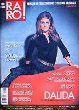RARO 188 2007 Dalida Mango Beggars Opera Deep Purple Blue Morning McKennitt Rio