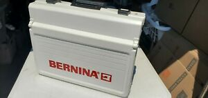 Bernina Accessory Storage Box Carry Case w/ Adjustable Dividers Genuine Vintage