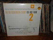 Bix Beiderbecke-The Bix Beiderbecke Story Vol 2 Bix & Tram Lp,Still Sealed,Mint