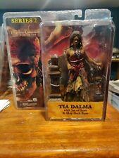 Disney's Pirates of the Caribbean NECA Series 2 Tia Dalma Action Figure New