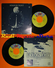 LP 45 7''ELECTRIC LIGHT ORCHESTRA ELO Hold on tight When time 1981 (*) cd mc dvd