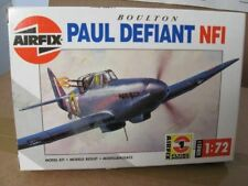 Airfix 1/72 Boulton Paul Defiant Night Fightr Model Kit