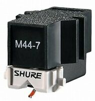Shure M44-7 Standard DJ Turntable Cartridge NEW