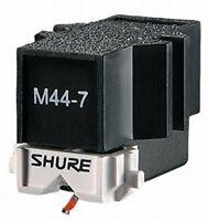 Shure M44-7 Standard DJ Turntable Cartridge NEW