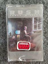 Rush Power Windows Cassette -Still Sealed-