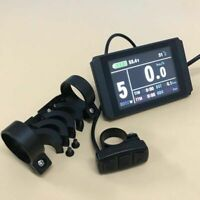 Ebike LCD display KT LCD8H Color matrix Display Meter 36V/48V 5pin connector