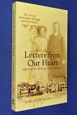 LETTERS FROM OUR HEART Jennifer Campbell AUSTRALIAN HISTORY Book