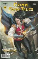 Grimm Fairy Tales (2017) #14 NM- 9.2 Cover A Zenescope Comics