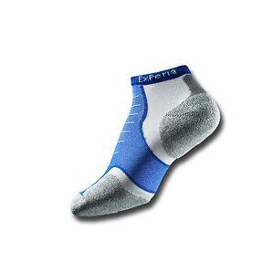 20+ colors THORLO EXPERIA xccu Socks Walking / Running Micro Mini Crew Malibu
