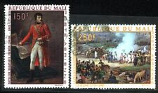 1969 MALI Set of 2 USED STAMPS (Michel # 180,181)
