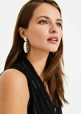 Phase Eight Suzie Drop Earrings Rose Gold RRP20