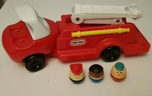 Little Tikes Toddle Tots Fire Engine As seen In Toy Story Made in USA