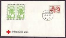 d4510/ Greenland Thule Kanak Red Cross Cover 1979