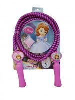 Disney Princess Sofia Kids Jump Rope 7ft Outdoor Games Brand New Gift