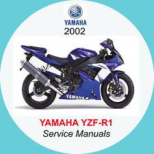 YAMAHA YZF-R1 2002-2003 SERVICE MANUAL A2