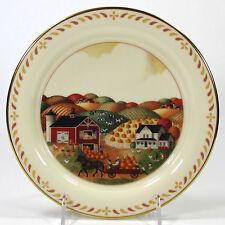 "Lenox Scenes Of America 8.5"" Collector's Plate Pennsylvania Harvest 1992"