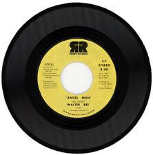 "WALTER BEE  ""ANGEL MAN""   70's DANCER NORTHERN / MODERN SOUL"