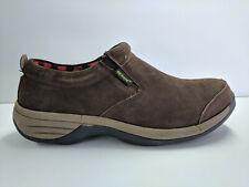 Old Friend Footwear Adirondack Chocolate Slip On Mens 11 (Brand New)