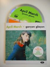 APRIL MARCH : GARCON GLACON [ CD SINGLE ]