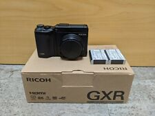 Ricoh GXR Modular Camera with S10 10.0MP VC 24-72mm Lens / Sensor