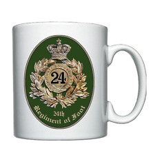 24th Regiment of Foot  -  Rorke's Drift, Zulu War  -  Personalised Mug