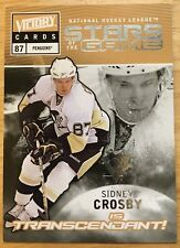 Sidney Crosby 2009-10 Upper Deck Victory #SG50 Hockey Card NM Condition Penguins