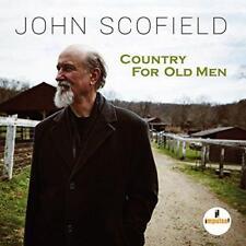 John Scofield - Country For Old Men (NEW CD)